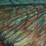 MPdL InTheShadowOfTheTalon 24x51 oil/mixedmedia/canvas 96