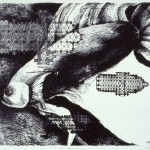 MPdL TheSoulRemembers (Private Coll.) 22x30 lithography/paper